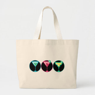 Cocktails Tote Bag
