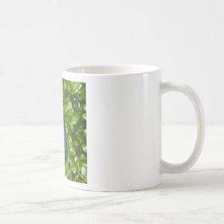 Cocky 28 basic white mug