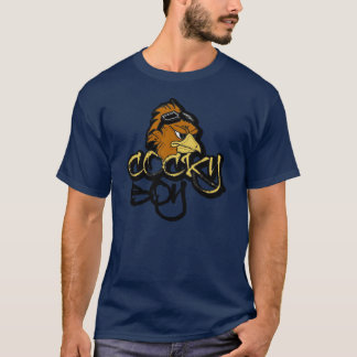 Cocky 2 T-Shirt