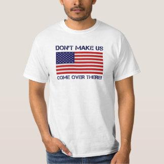 Cocky American Flag Shirt