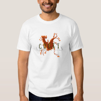 Cocky American Rugged T-Shirt