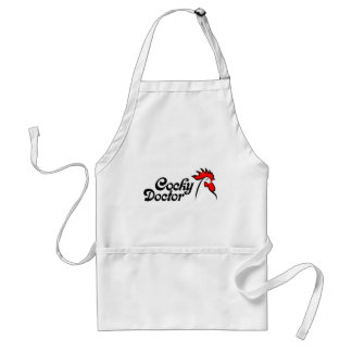 Cocky Doc Aprons
