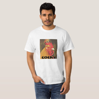 Cocky Rooster T-shirt