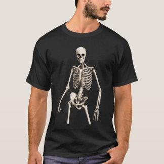 Cocky skeleton Tee Shirt