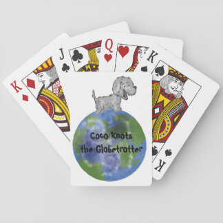 Coco Knots The Globetrotter Playing Cards