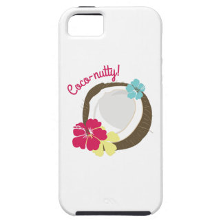 Coco-nutty iPhone 5 Covers