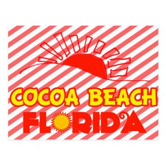 Cocoa Beach, Florida Postcard