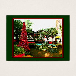 Cocoa Village Christmas 2004 Artist Trading Card