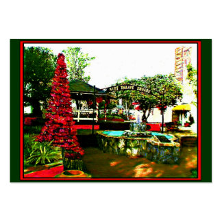Cocoa Village, FL Xmas 2004~1  by jGibney  ATC ~OE Pack Of Chubby Business Cards