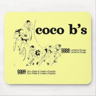 CocoB s Le Tour Mousepad