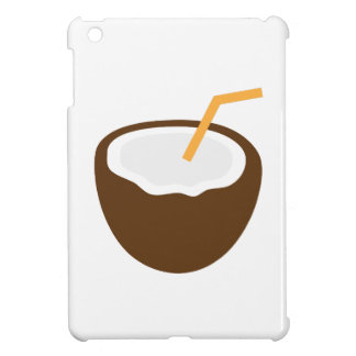 Coconut Drink iPad Mini Cases