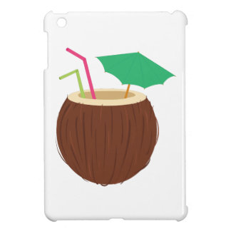 Coconut Drink iPad Mini Cover