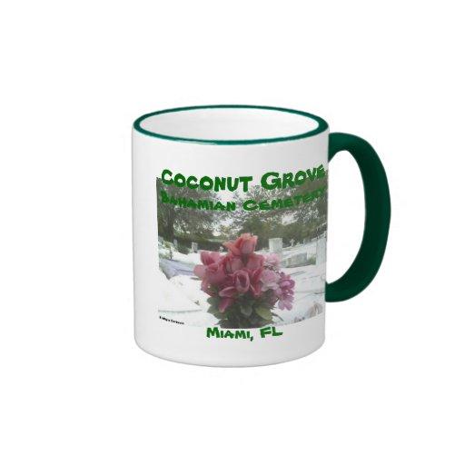 Coconut Grove Bahamian Cemetery Mug