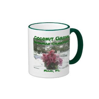 Coconut Grove Bahamian Cemetery Ringer Mug