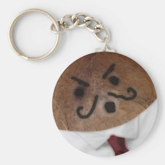 Coconut?! Key Chain. Key Ring