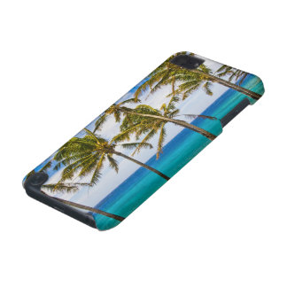 Coconut palm trees (Cocos nucifera) swaying in iPod Touch (5th Generation) Covers