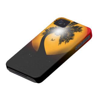 Coconut Tree Case-Mate ID Case iPhone 4 Cases