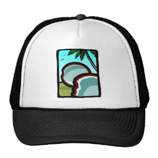 Coconuts and Palms Cap