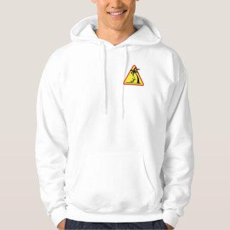Coconuts Kill 2 Logo - Men's Hooded Sweatshirt