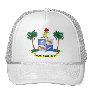 Cocos (Keeling) Islands Coat of arms CC Cap