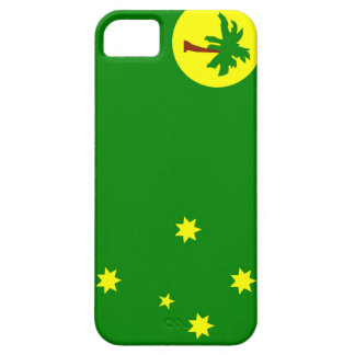 Cocos Keeling Islands country flag nation symbol Barely There iPhone 5 Case