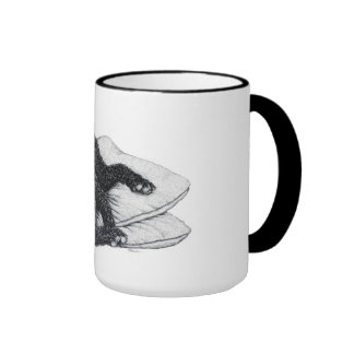 Cocotte, Belgian Sheepdog - Mug