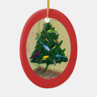 Cocotte Christmas Tree Christmas Ornament