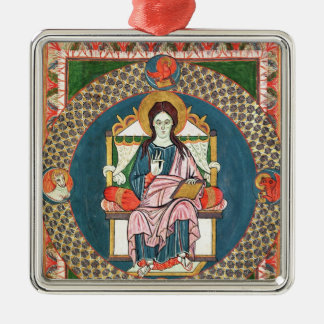 Cod. 1948 Christ in Majesty Christmas Ornament