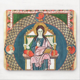 Cod. 1948 Christ in Majesty Mouse Mat