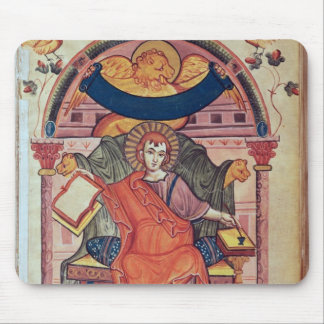 Cod.22 St. Mark, from the Ada manuscript Mouse Pad