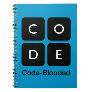 Code-Blooded Notebooks