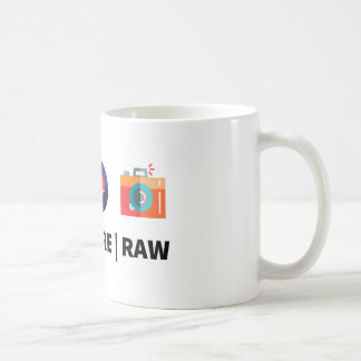 Code Core Raw - for Creative Geek Coffee Mug