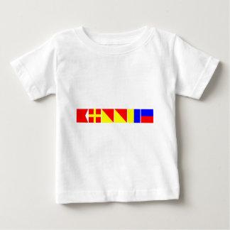Code Flag Brooke Baby T-Shirt