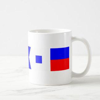 Code Flag Chase Coffee Mug