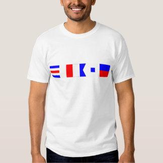 Code Flag Chase Tshirt