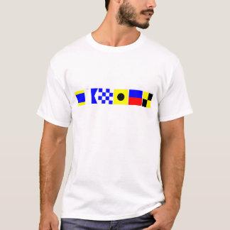 Code Flag Daniel T-Shirt