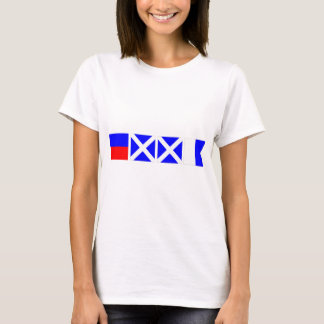 Code Flag Emma T-Shirt