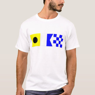 Code Flag Ian T-Shirt