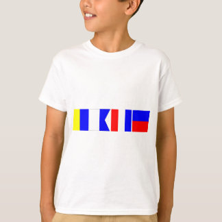 Code Flag Kate T-Shirt