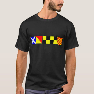 Code Flag Molly T-Shirt