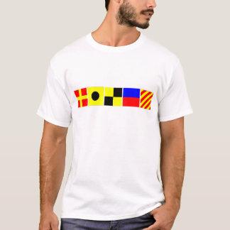 Code Flag Riley T-Shirt