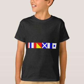 Code Flag Thomas T-Shirt