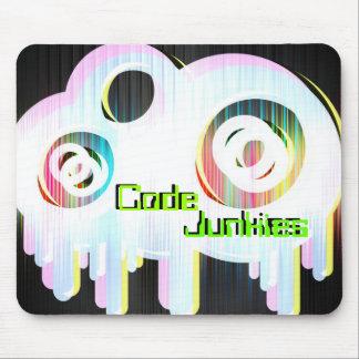 Code Junkie Mousepad