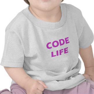 Code Life T Shirt