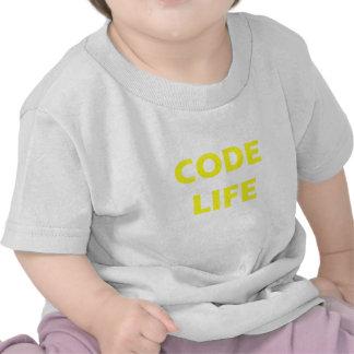 Code Life T-shirt