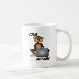 Code Monkey Coffee Mug