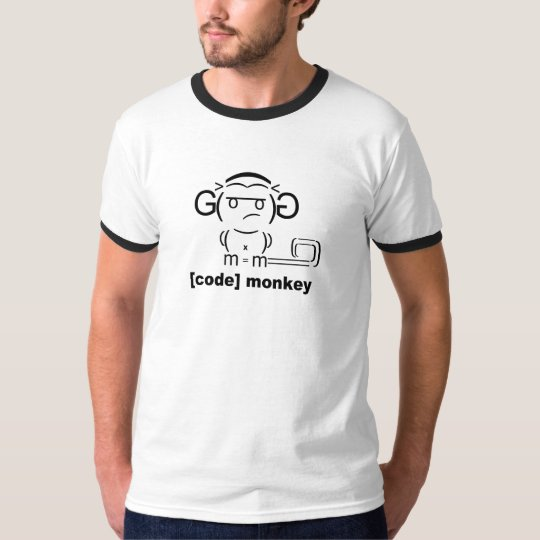 [Code] Monkey T-Shirt