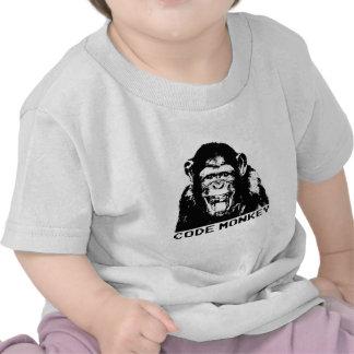 Code Monkey Tshirts