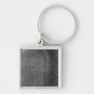 Code of Hammurabi, detail of column inscription Key Ring