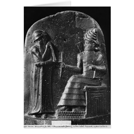 Hammurabi S Code Was Designed To
